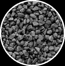 minéraux industriels que nous redistribuons à nos clients